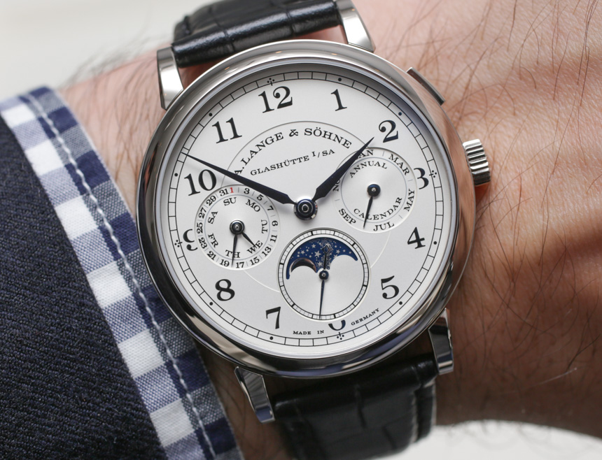 Should I Buy A. Lange & Söhne 1815 Annual Calendar Watch Hands-On Replica At Lowest Price