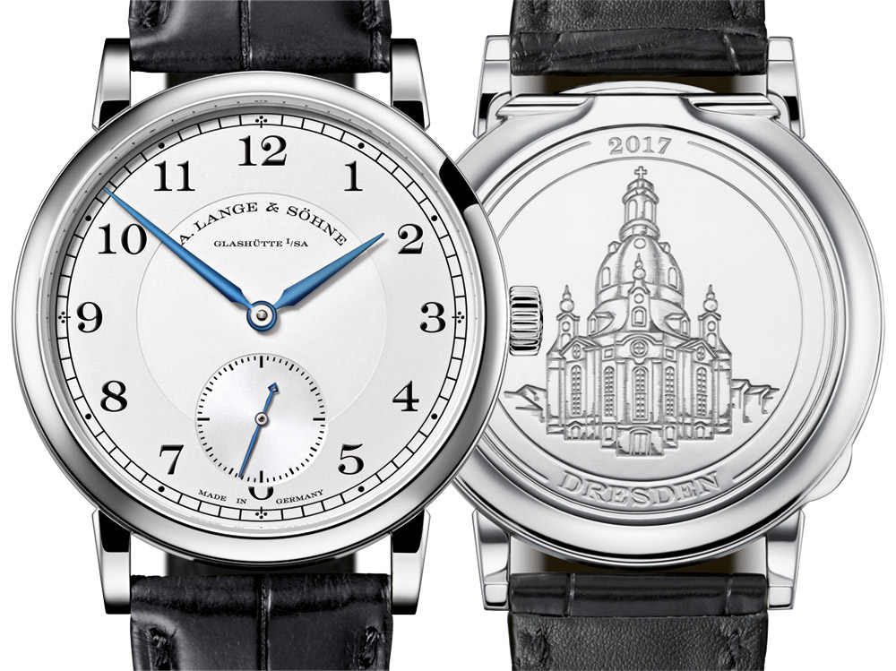 High End A. Lange & Söhne 1815 Dresden Boutique 10th Anniversary Edition Watch Low Price Replica