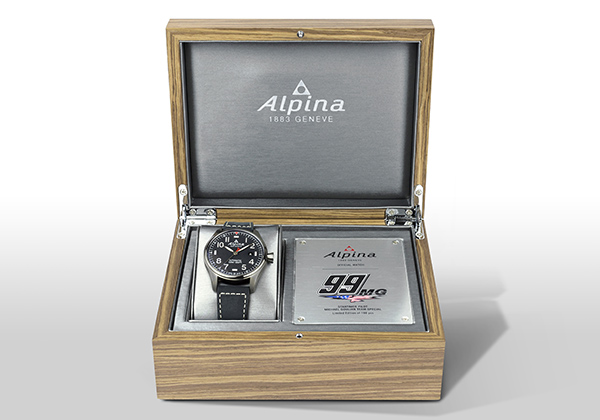 Good Quality Alpina – Startimer Pilot Automatic Michael Goulian Team Special Swiss Movement Replica Watches