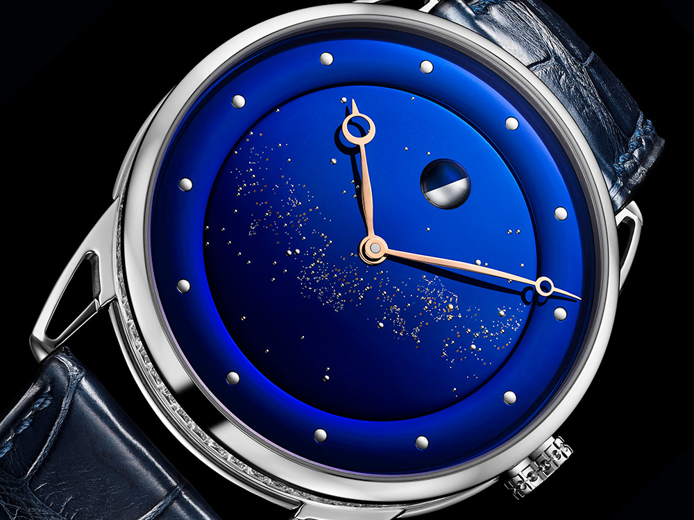 Best Quality De Bethune DB25L Milky Way Watch Replica Guide Trusted Dealers