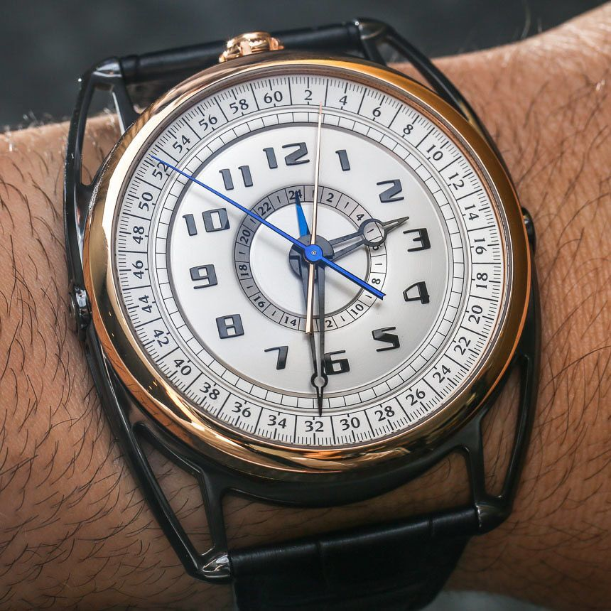Discount De Bethune DB28 Maxichrono Watch Hands-On Replica Watches Young Professional