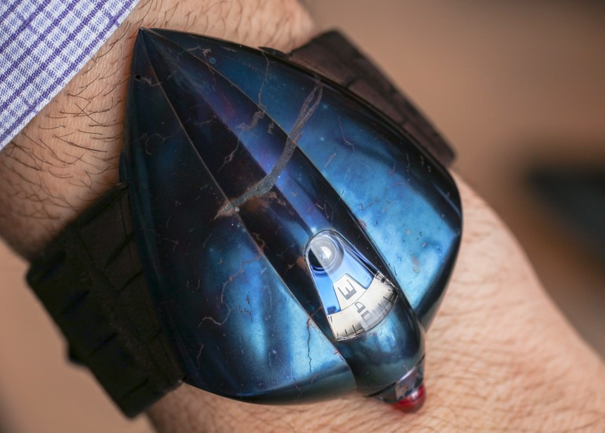Should I Buy De Bethune Dream Watch 5 With Meteorite Case Hands-On Eta Movement Replica Watches