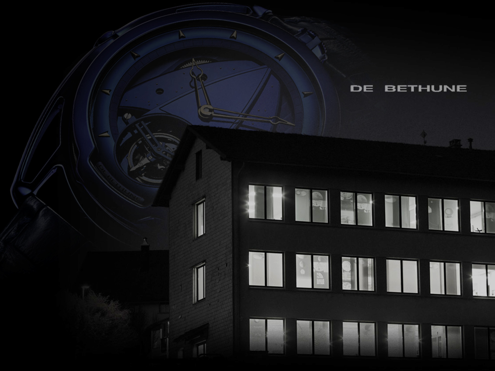 Luxury De Bethune Sells Majority Stake To Investment Consortium Replica Clearance