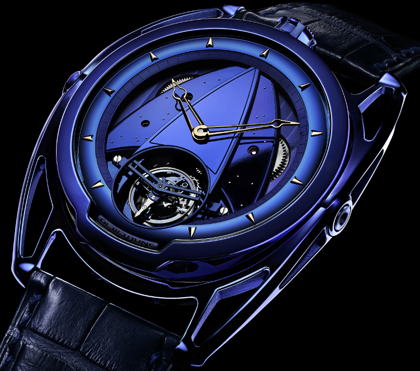 Benefits Of Buying De Bethune DB28 & DB28T Tourbillon 'Kind Of Blue' Watches Replica Watches Essentials