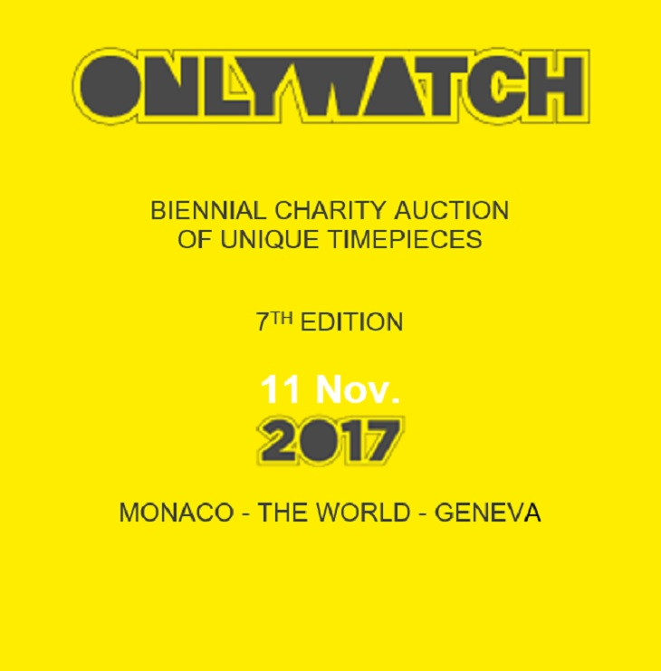 Legality Of Buying Our Take On The Timepieces To Be Sold At The Only Watch 2017 Charity Auction Replica Clearance