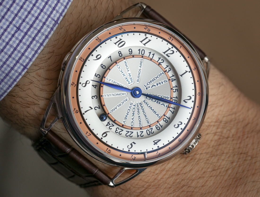 Guide To Buying A De Bethune DB25 World Traveller Watch Hands-On Replica Watches Free Shipping