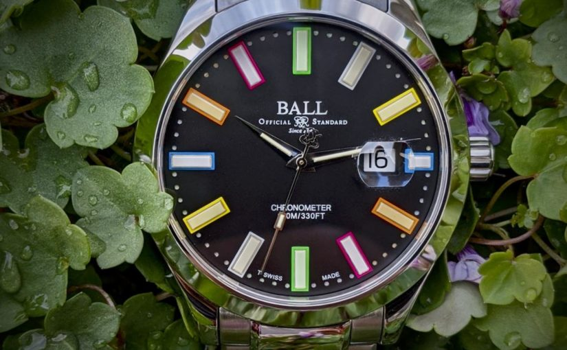 Watch Review: BALL Replica Watch Engineer III Marvelight Caring Edition Wrist Time Reviews