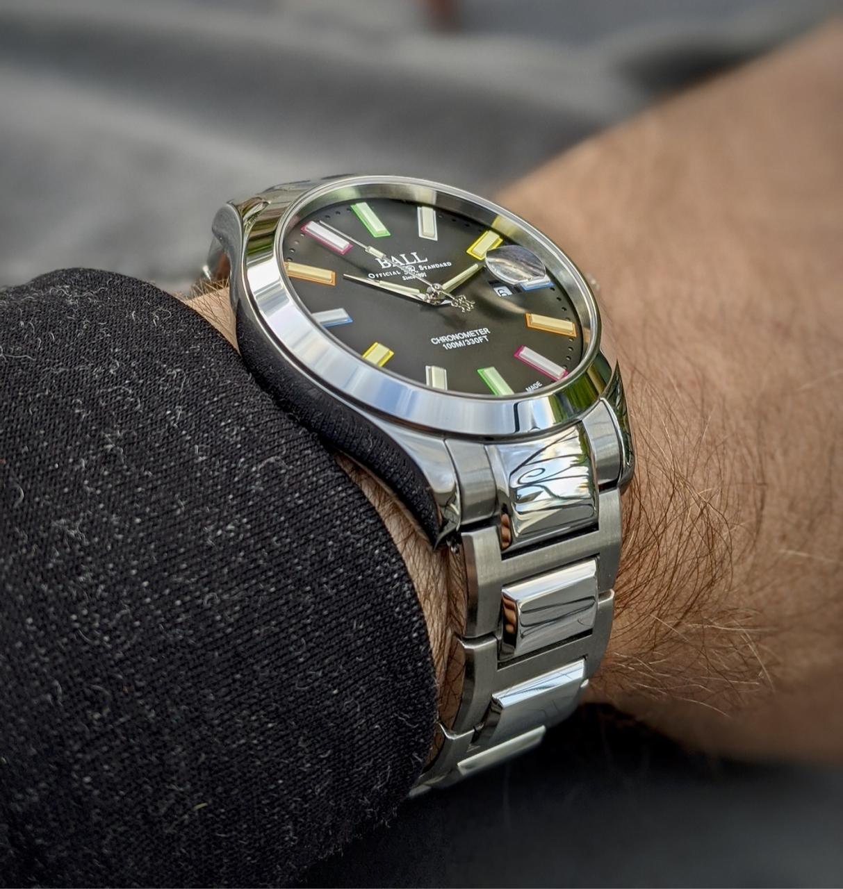 Watch Review: BALL Fake Watch Engineer III Marvelight Caring Edition Wrist Time Reviews