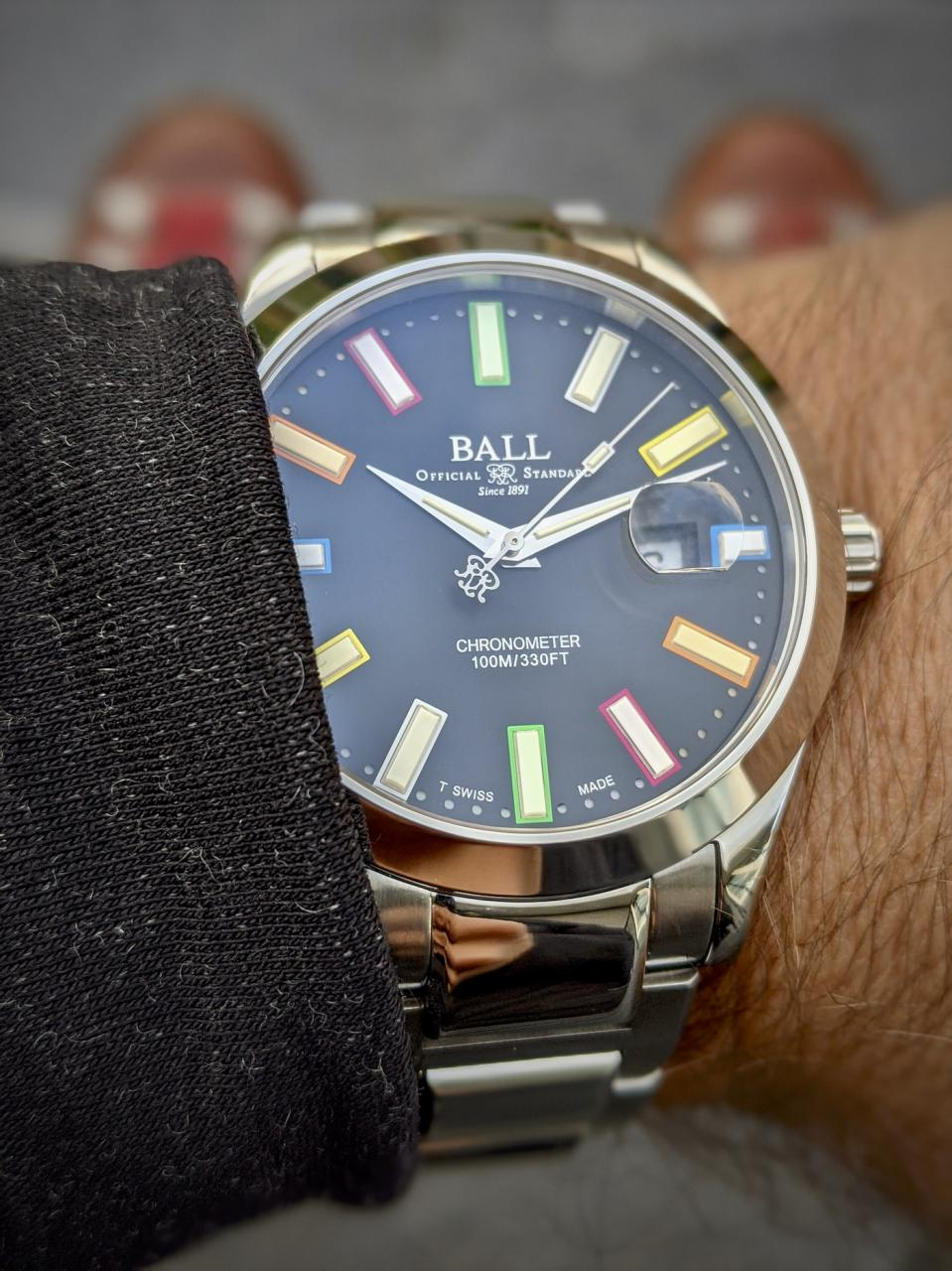BALL Fake Watch Engineer III Marvelight Caring Edition Wrist Time Reviews